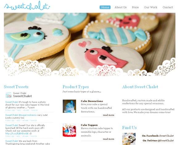 visit sweetchalet.ca