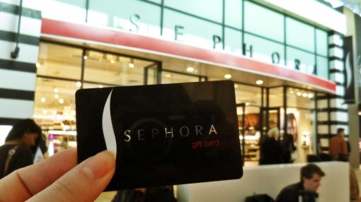 Sephora Gift Card!